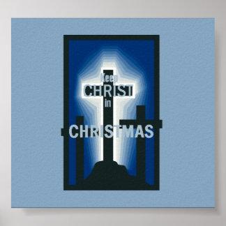 Keep CHRIST Poster