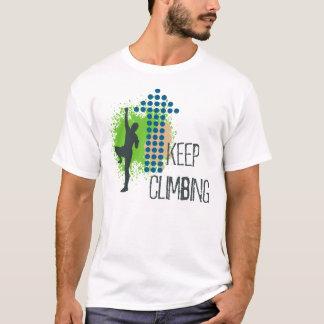 Keep climbing T-Shirt