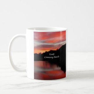 Keep Coming Back Coffee Mug