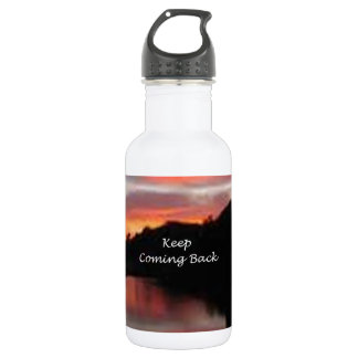 Keep Coming Back Stainless Steel Water Bottle