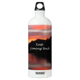 Keep Coming Back Water Bottle