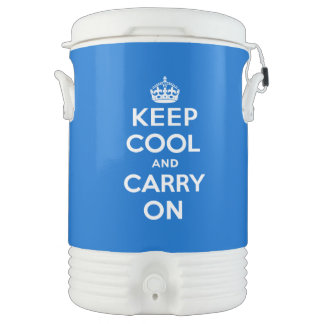 Keep Cool and Carry On Cooler