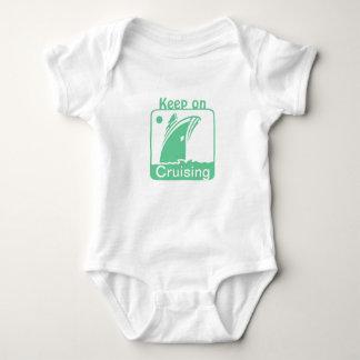 Keep Cruising Baby Bodysuit