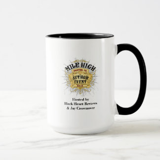 """Keep Denver Beard"" - Two Tone Mug"