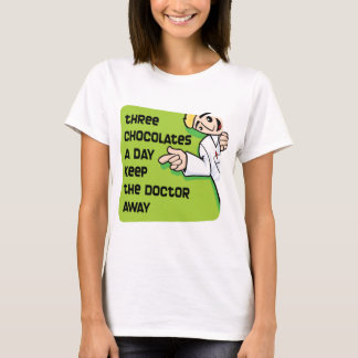 Keep Doctor Away T-Shirt