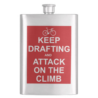 Keep Drafting And Attack On The Climb Flask