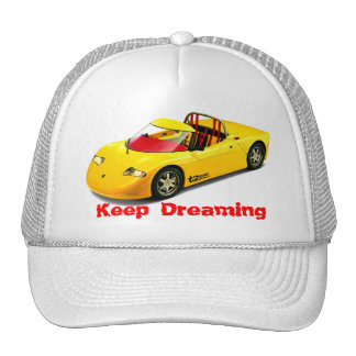 Keep Dreaming Car Hat