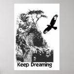 keep dreaming print