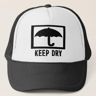 Keep Dry Trucker Hat