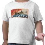 Keep 'Em Flying/B-25 Medium Bomber (Airplane) Tee Shirts