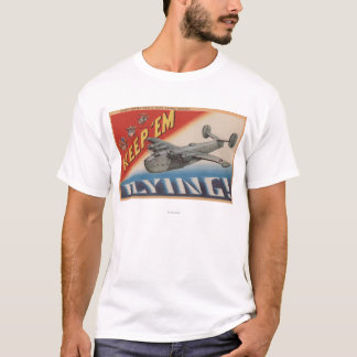 Keep 'Em Flying/PB2Y-2 T-Shirt