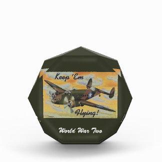 Keep 'Em Flying! World War II Twin Engine Bomber Award
