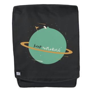 Keep Exploring Backpack