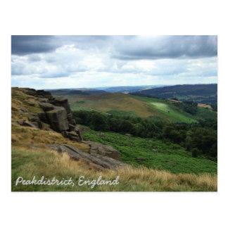 Keep exploring yourself postcard