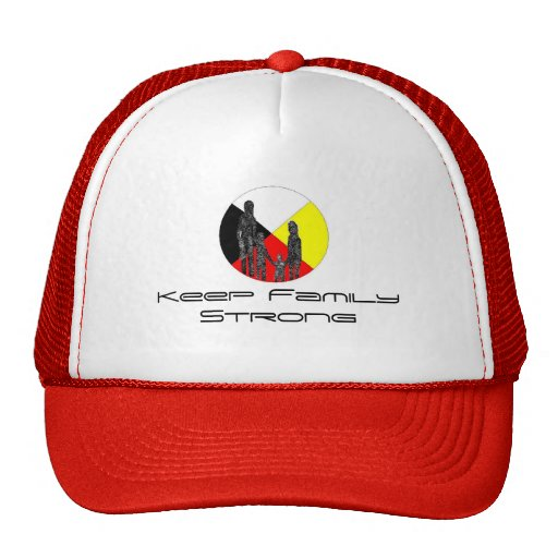 Keep Family Strong Trucker hat