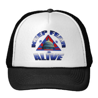 Keep Fear Alive Mesh Hat