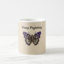 Keep Fighting Fibro Warrior Coffee Mug