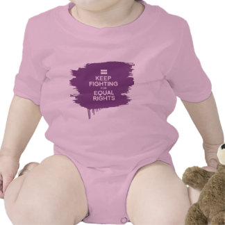 KEEP FIGHTING FOR EQUAL RIGHTS TSHIRT