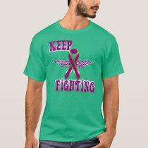 Keep Fighting Pancreatic Cancer Men's Nano T-Shirt