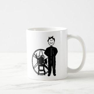 Keep flyin' paramotor pilot coffee mug