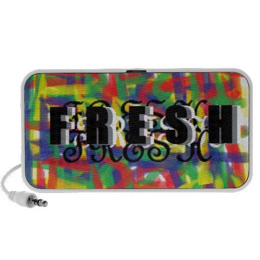 Keep Fresh Mp3 Speaker