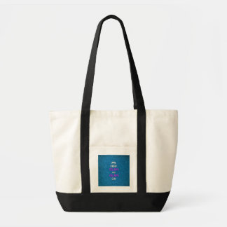 Keep Glam and Glam On Bag