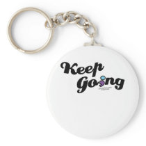 Keep Going Awareness And Suicide Prevention Keychain