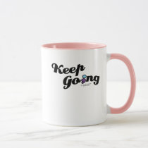 Keep Going Awareness And Suicide Prevention Mug