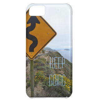 Keep Going iPhone 5C Case