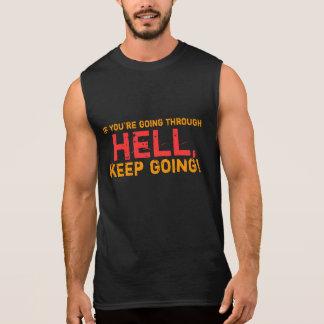 Keep going. sleeveless shirt
