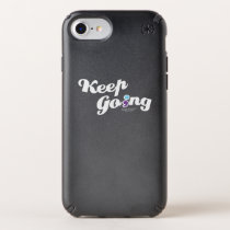 Keep Going Suicide Awareness & Suicide Prevention Speck iPhone Case