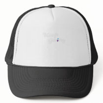 Keep Going Suicide Awareness & Suicide Prevention Trucker Hat