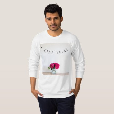 giftsnerd Keep Going! T-Shirt