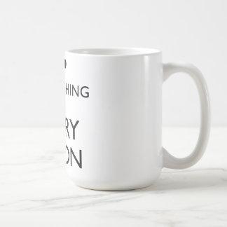 Keep Hashing And Carry On On! Coffee Mug