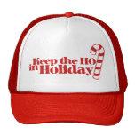 Keep Ho in Holiday Hats
