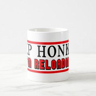 Keep Honking Coffee Mugs