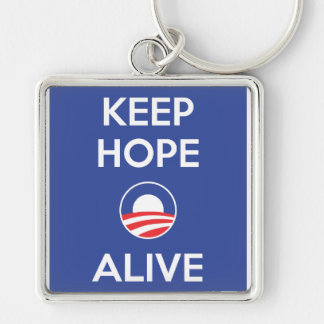 Keep Hope Alive Keychain