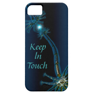 Keep in Touch iPhone 5 Cases