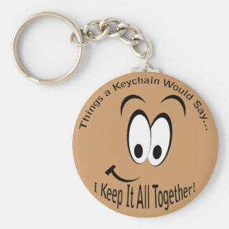 Keep It All Together Lt Keychain