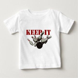 keep it bowlin baby T-Shirt