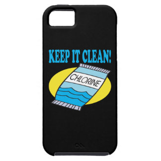 Keep It Clean iPhone 5 Cover