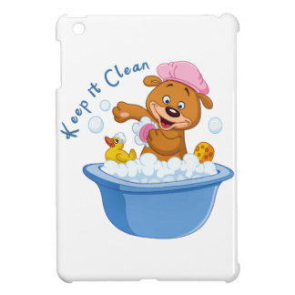 Keep it Clean Cover For The iPad Mini