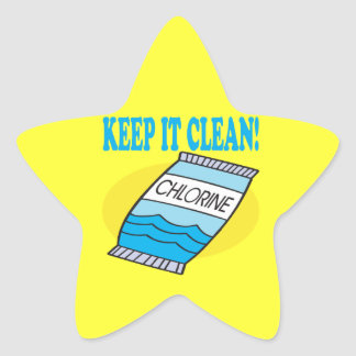 Keep It Clean Stickers