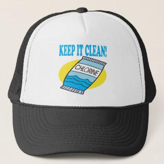 Keep It Clean Trucker Hat
