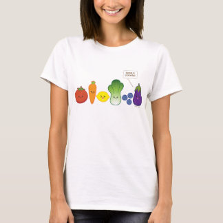 Keep It Colorful (Simple Design) T-Shirt