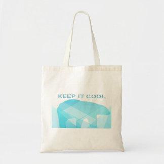 Keep it cool tote bag