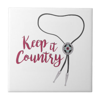Keep It Country Tile