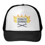 Keep it Greasy Trucker Hat