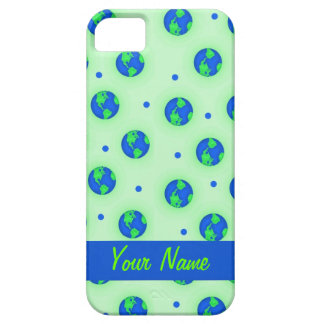 Keep It Green Save Earth Environment Art Custom iPhone 5 Case