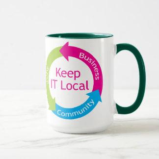 Keep It Local Mug
